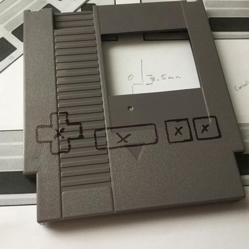 controller markings